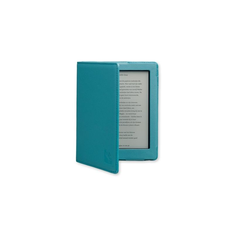 Gecko Covers Luxe Case Kobo Aura Azure Blue