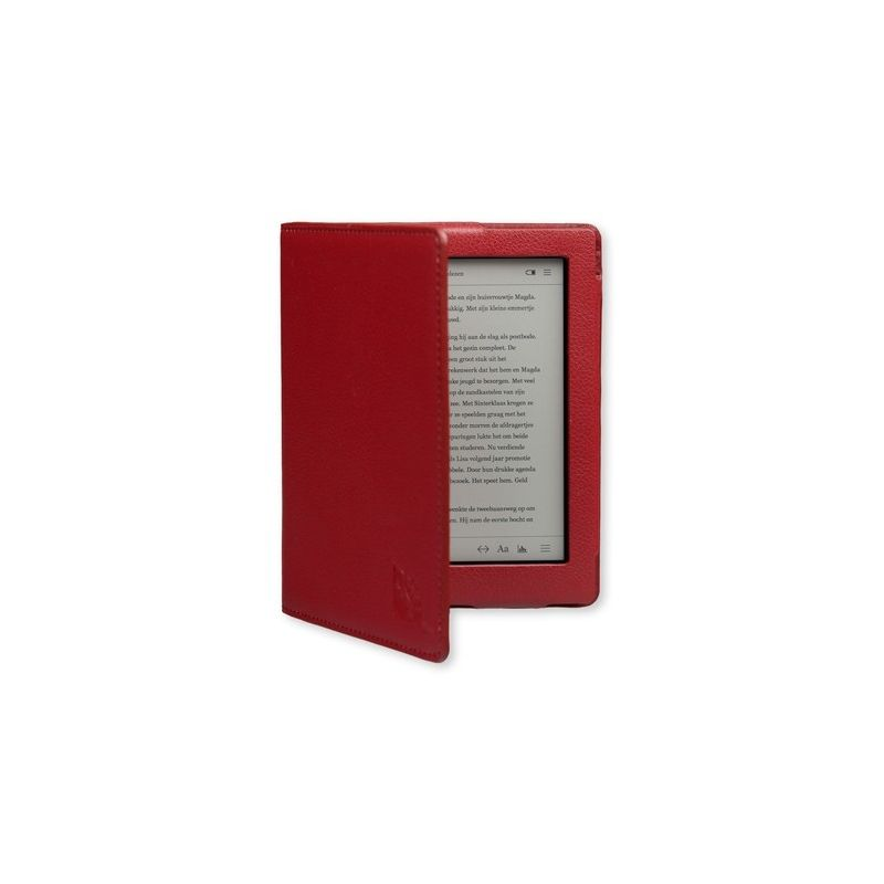 Gecko Covers Luxe Case Kobo Aura Dark Red