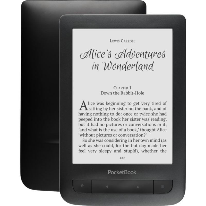 PocketBook Basic Touch 2 Zwart